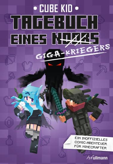 Tagebuch eines Giga-Kriegers - cover