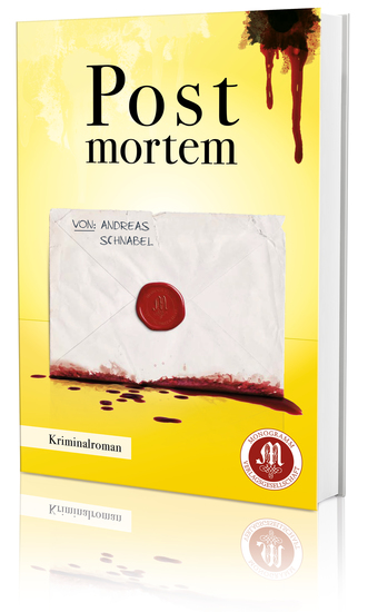 Post mortem - Kriminalroman - cover