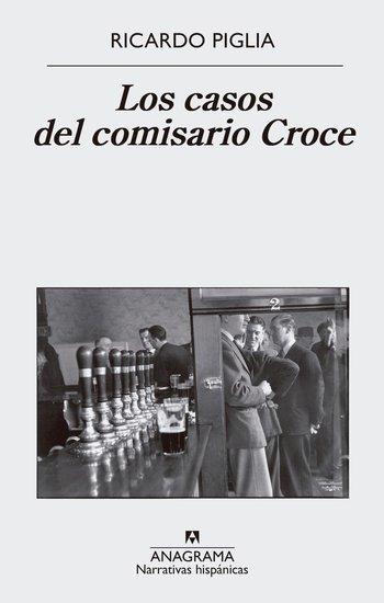 Los casos del comisario Croce - cover