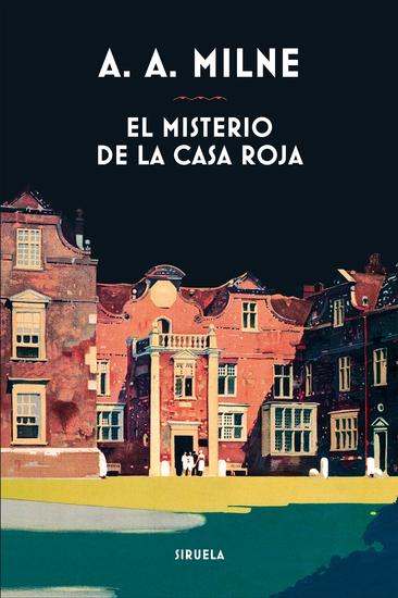 El misterio de la Casa Roja - cover