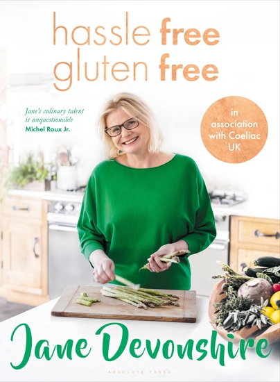 Hassle Free Gluten Free - Over 100 delicious gluten-free family recipes - cover