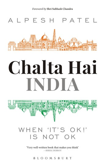 Chalta Hai India - When 'It's Ok!' is Not Ok - cover