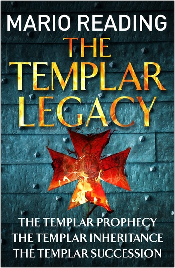 The Templar Legacy - cover