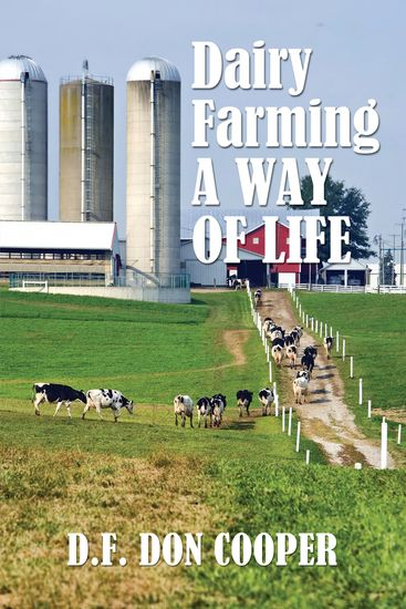 Dairy Farming - A Way of Life - cover