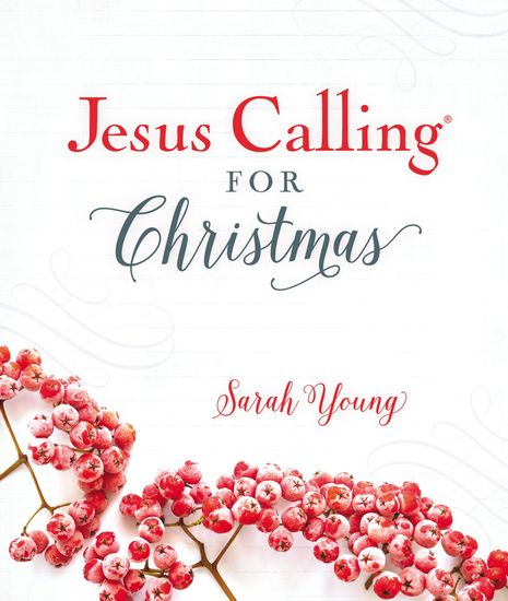 Jesus Calling for Christmas - cover