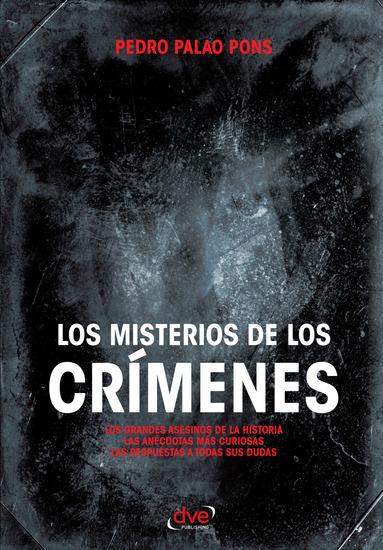Los misterios de los crímenes - cover