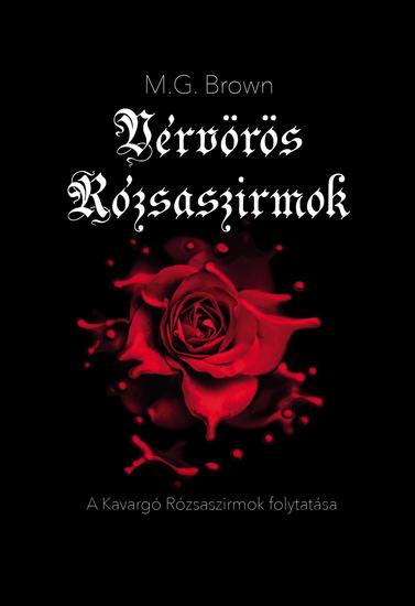 Vérvörös Rózsaszirmok - cover