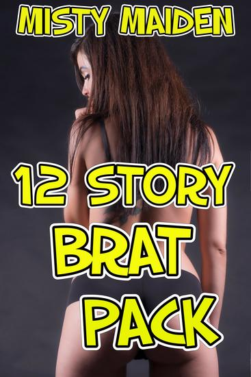 12 story brat pack - cover