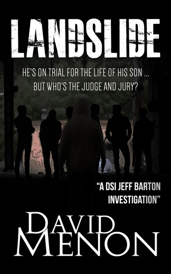 Landslide - A Manchester crime thriller featuring DSI Jeff Barton - cover