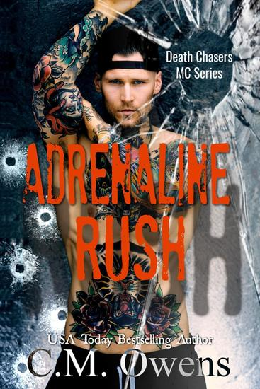 Adrenaline Rush - Death Chasers MC Series #4 - cover