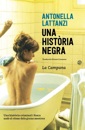 Una història negra - cover