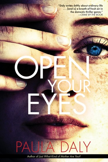 Open Your Eyes - cover