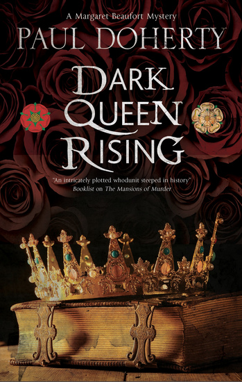 Dark Queen Rising - A medieval mystery series - cover