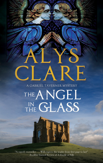 The Angel in the Glass - A new forensic mystery series set in Stuart England - cover