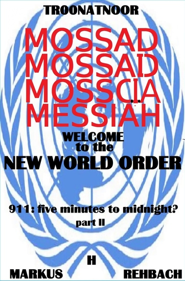 Welcome To The New World Order - Part II - cover