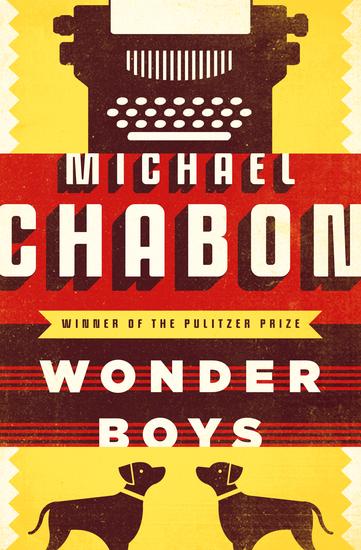 Wonder Boys - cover