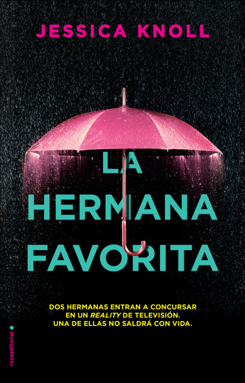La hermana favorita - cover