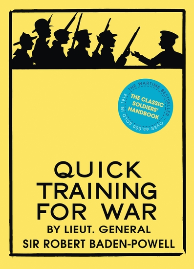Quick Training for War - cover