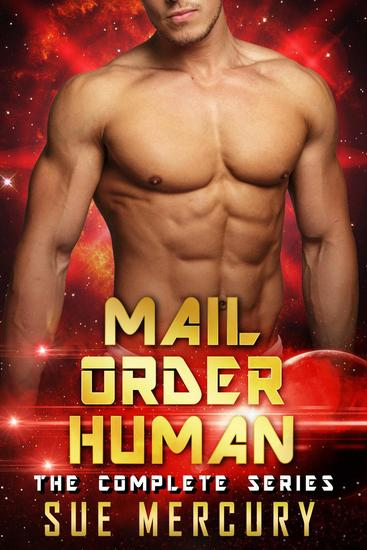 Mail Order Human: The Complete Series - cover