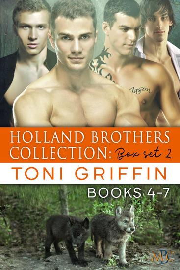 Holland Brothers Collection: Box Set 2 - Holland Brothers Collection #2 - cover