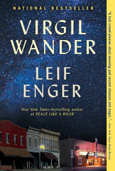 Virgil Wander - cover