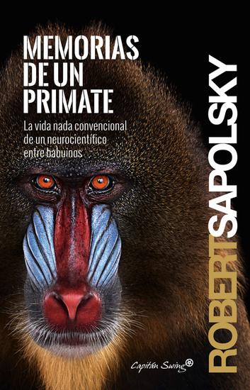 Memorias de un primate - cover