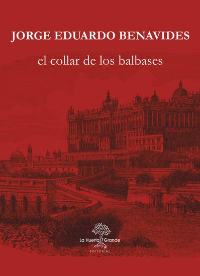El collar de los Balbases - cover