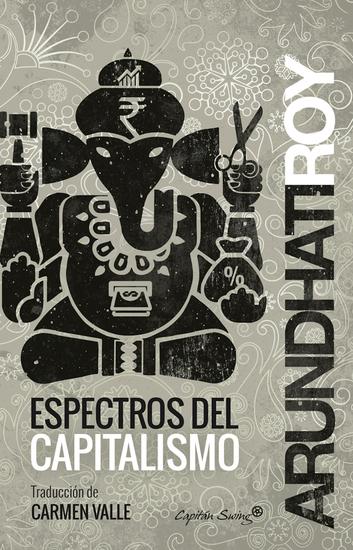 Espectros del capitalismo - cover