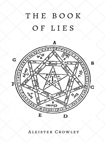 The Book of Lies - cover