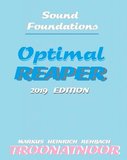 Optimal Reaper - cover