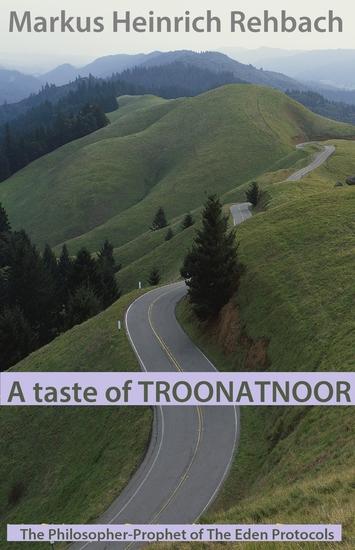 A Taste Of Troonatnoor - TROONATNOOR - cover
