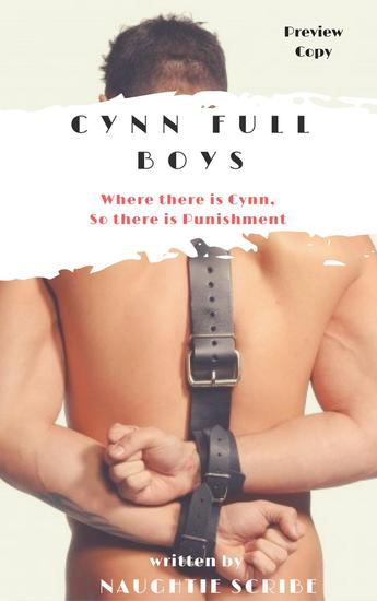 Cynn Full Boys - Cynn Full Boys #1 - cover