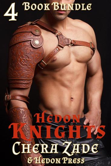 Hedon Knights 4 Book Bundle - cover