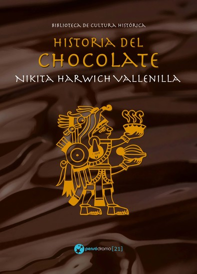 Historia del chocolate - cover