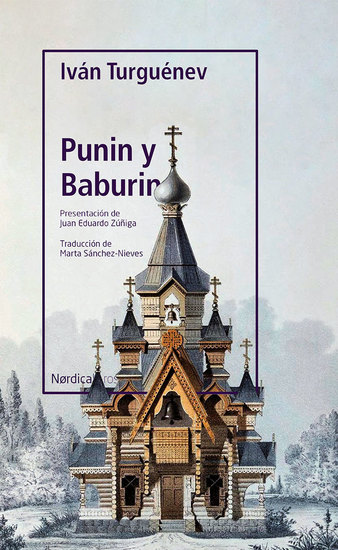 Punin y Baburin - cover