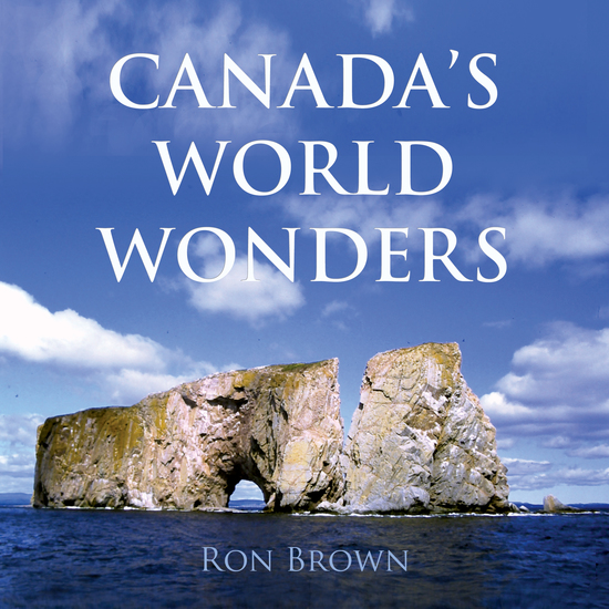 Canada's World Wonders - cover