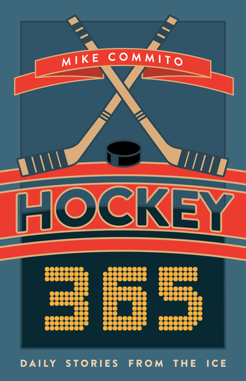 Hockey 365 - Daily Stories from the Ice - cover