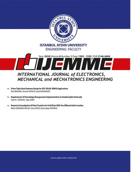 International Journal of Electronics Mechanical and Mechatronics Engineering (IJEMME) - cover