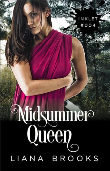 Midsummer Queen - Inklet #4 - cover