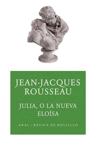 Julia o la nueva Eloísa - cover