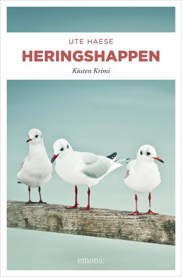 Heringshappen - Küsten Krimi - cover