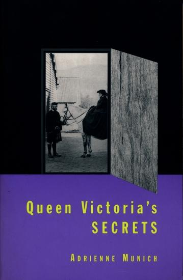 Queen Victoria's Secrets - cover