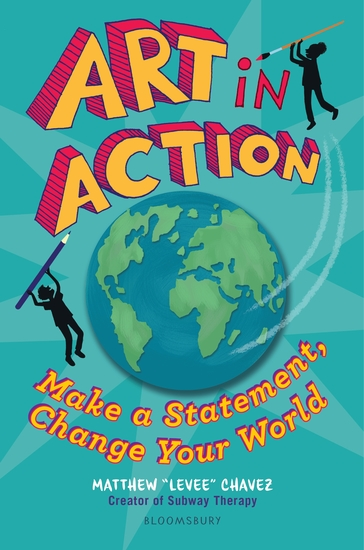 Art in Action - Make a Statement Change Your World - cover
