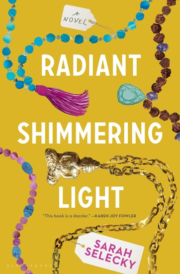 Radiant Shimmering Light - cover