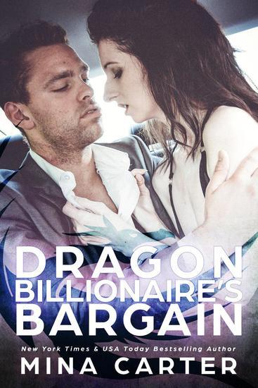 Dragon Billionaire's Bargain - Dragon's Council #6 - cover
