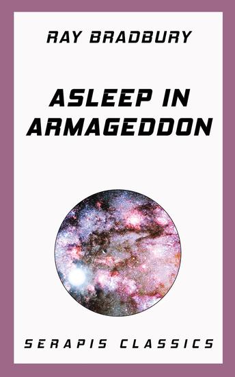 Asleep in Armageddon - cover
