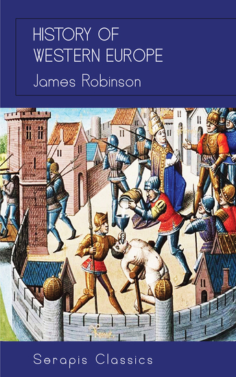 History of Western Europe - cover