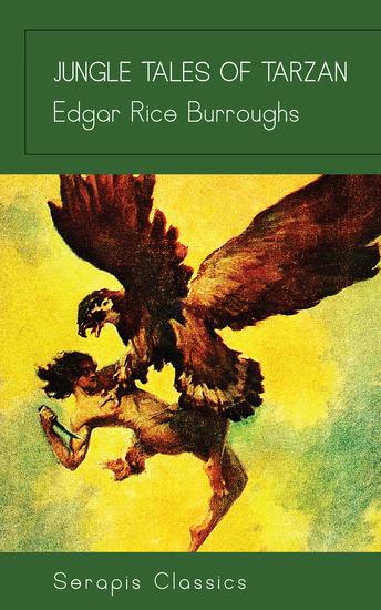 Jungle Tales of Tarzan - cover