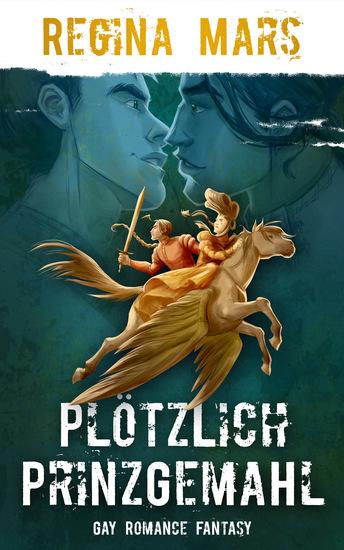 Plötzlich Prinzgemahl - Gay Romance - cover