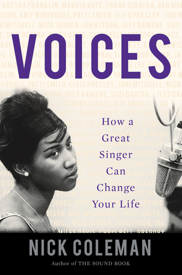 Voices - How a Great Singer Can Change Your Life - cover